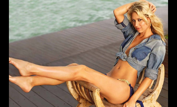 10 Hottest Female Tennis Players