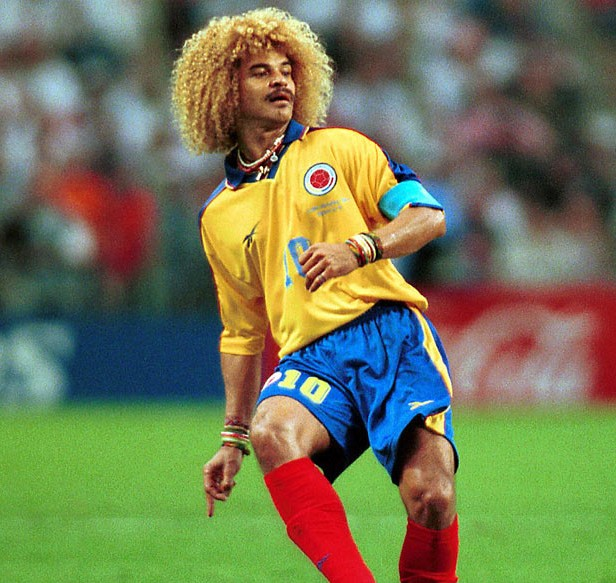 Top 10 Best Haircuts in Football World Cup