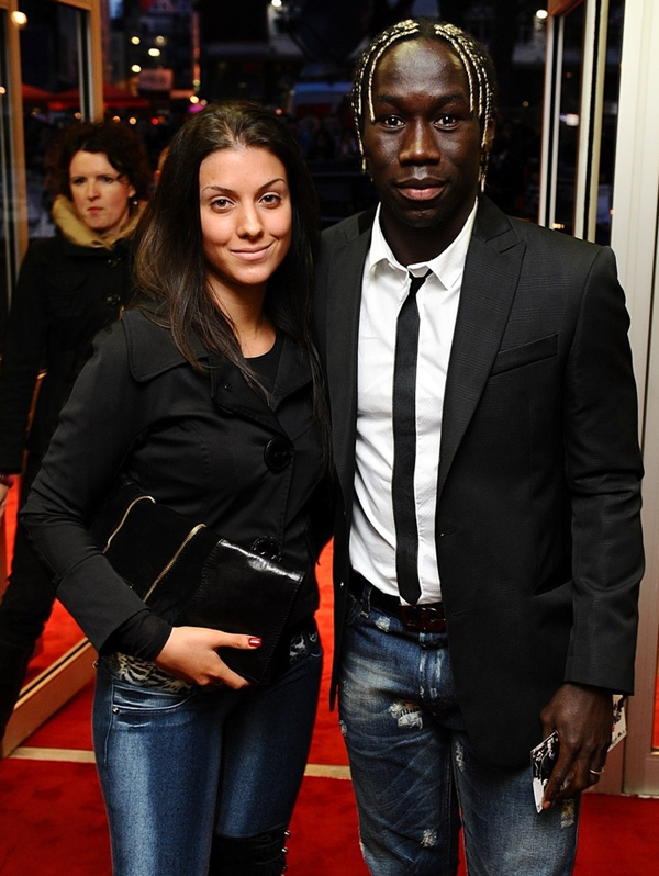 The 10 most beautiful Wives and Girlfriends of Footballers