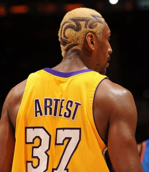 10 Good Looking Hairstyles of Athletes