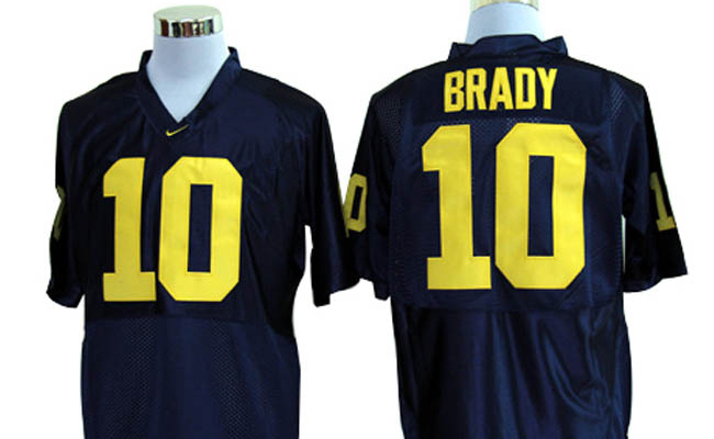 Top 10 College Football Jerseys of All Time