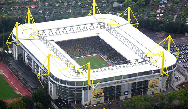Top 10 Home Grounds of Soccer Clubs