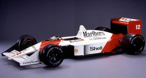 10 Best Looking F1 Cars Of All Time