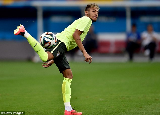 10 Unknown facts about Neymar
