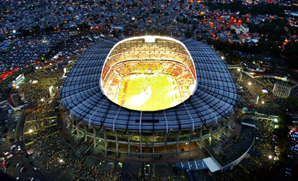 Top 10 FIFA World Cup Venues