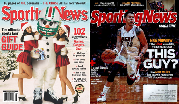 Top 10 Sports Magazines of All Time