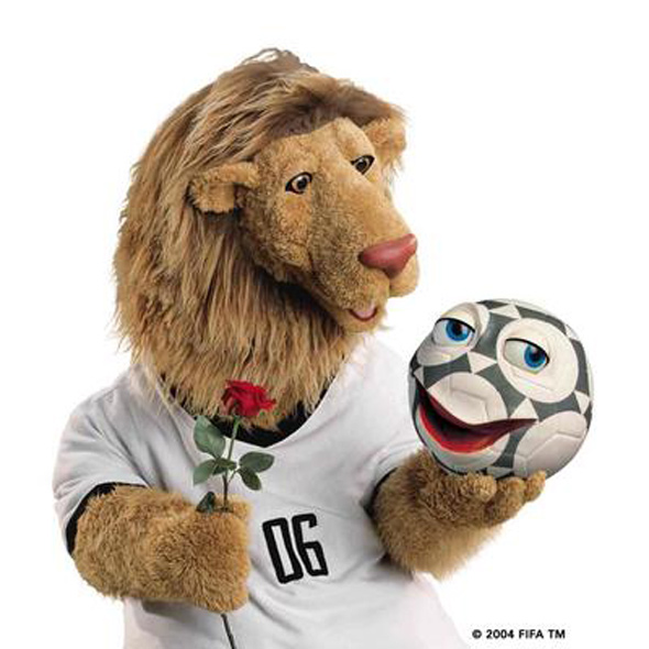 Top 10 Football World Cup Mascots