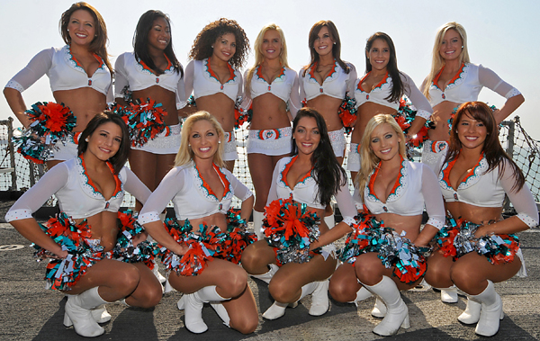 10 Best Cheerleading Teams of NFL