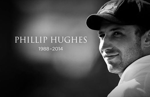 Phillip Hughes no more