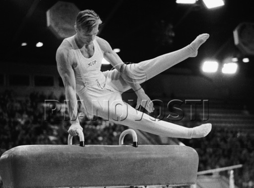Top 10 Male Gymnasts