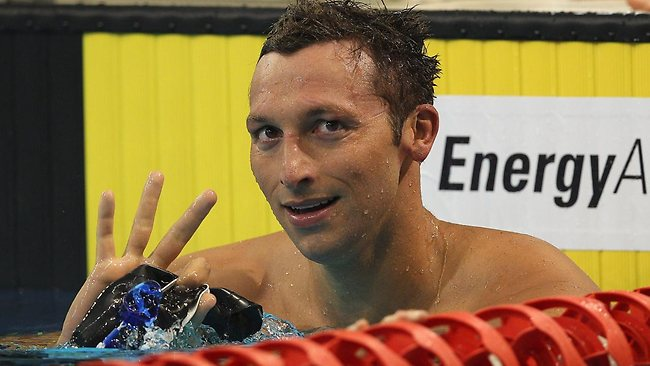 Top 10 Male Swimmers of All Time