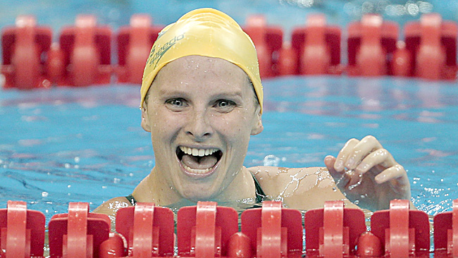 Top 10 Female Swimmers of All Time