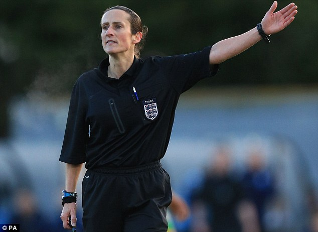 Top 10 Female Football Referees