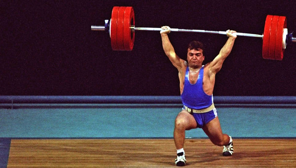 Top 10 Weightlifters of All Time