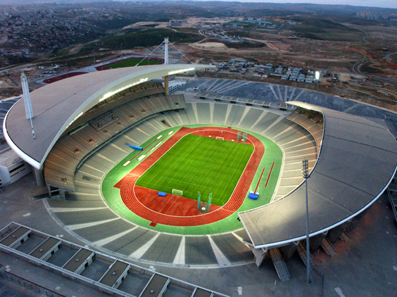 10 Largest Stadiums in Europe in Terms of Accommodation