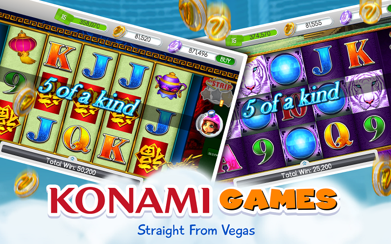Top 10 Slot Machine Games in the Apple Store