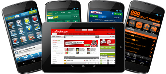 Mobile Betting Apps