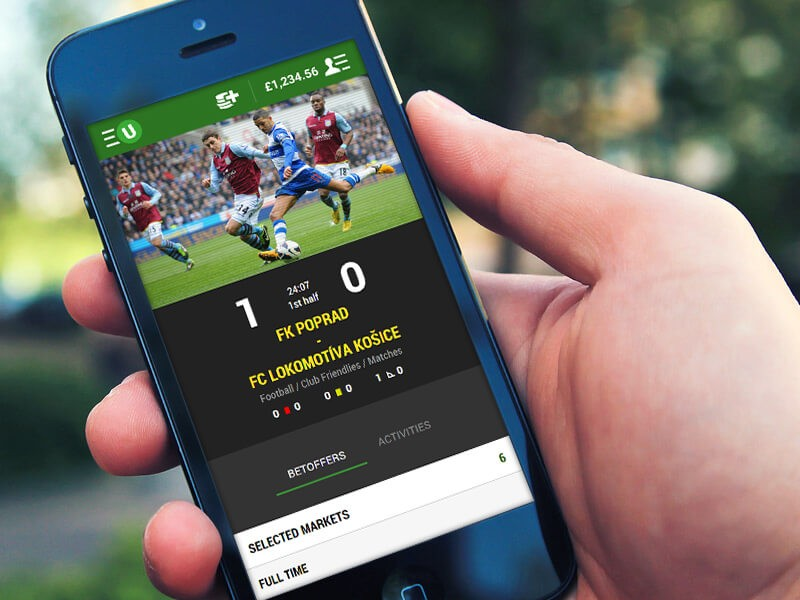 Best Mobile Betting apps