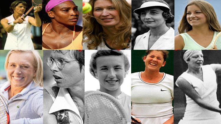 Most Tennis Grand Slams Women - image 8
